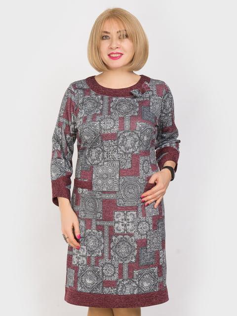 Сукня в принт LibeAmore 4975321