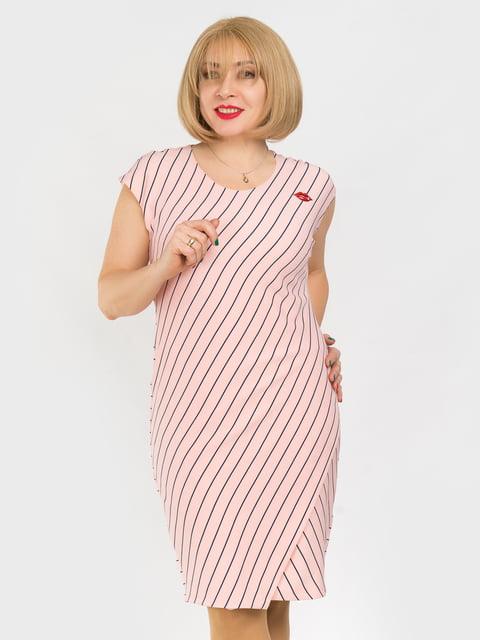 Платье в полоску LibeAmore 4982848