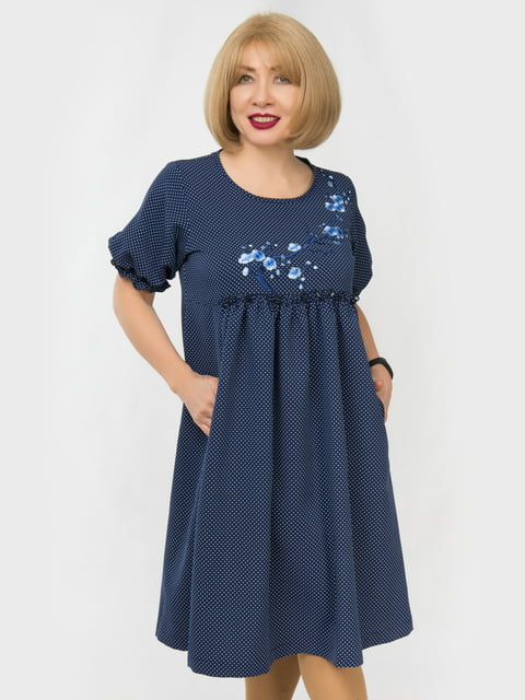 Платье клетчатое LibeAmore 4982854
