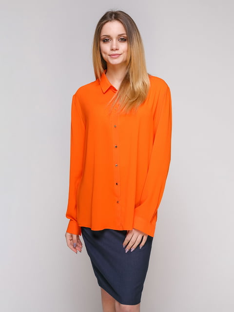 Рубашка оранжевая F'91 4959258