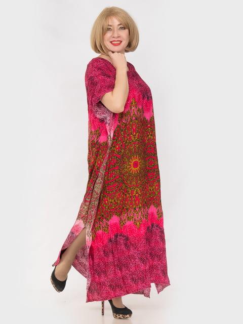 Платье в принт LibeAmore 4982875