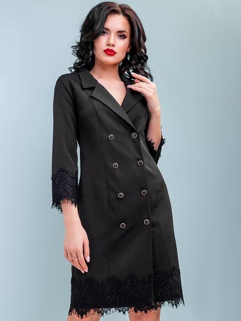 Сукня чорна Seventeen 4983743