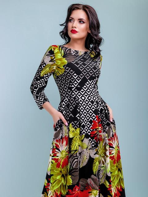Сукня в квітковий принт Seventeen 4983745