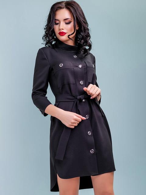Сукня чорна Seventeen 4983752