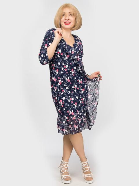 Платье в принт LibeAmore 4982856