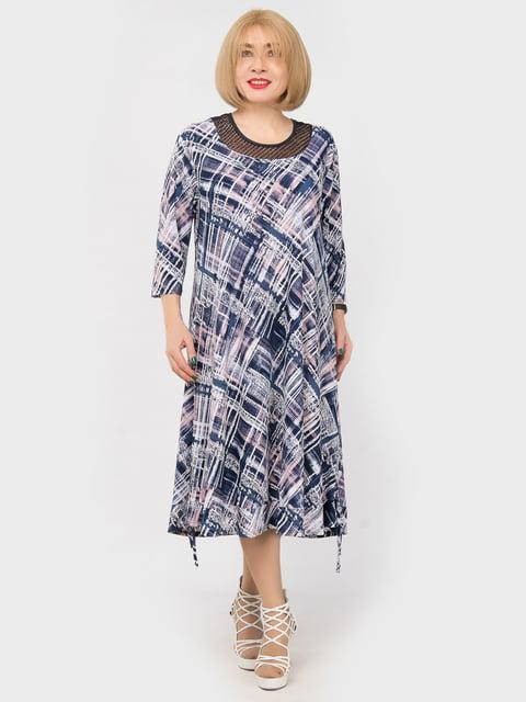Платье в принт LibeAmore 4982865