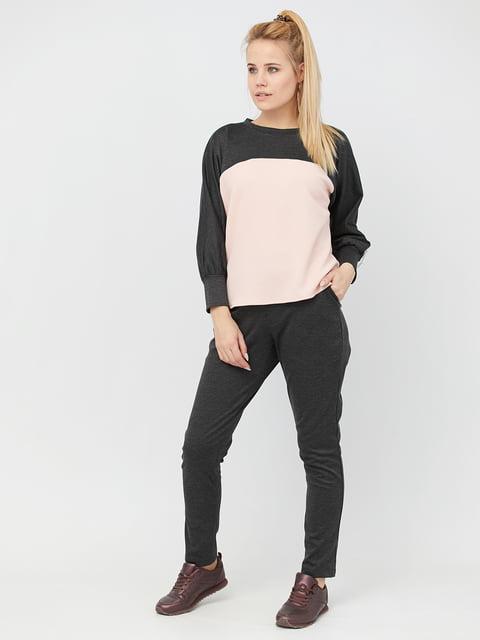 Костюм: свитшот и брюки BesTiA 4983981