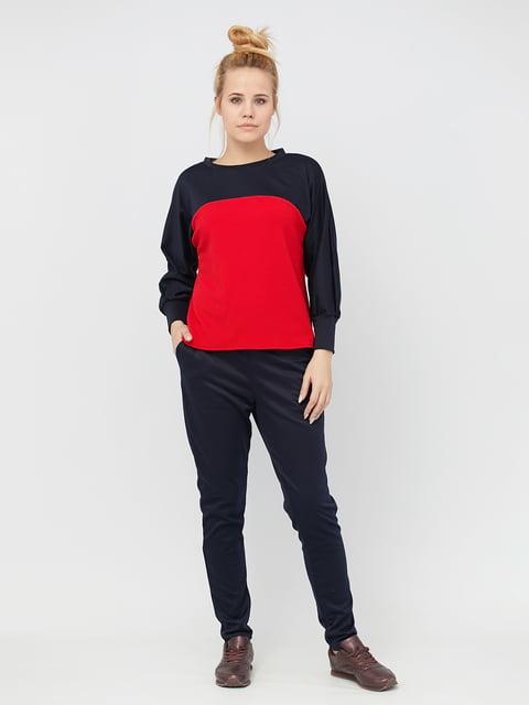 Костюм: свитшот и брюки BesTiA 4983982
