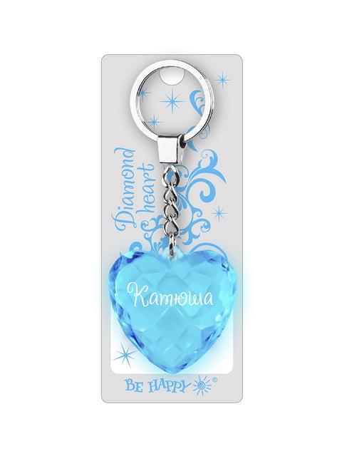 Брелок-сердце «Катюша» Be Happy 4984359