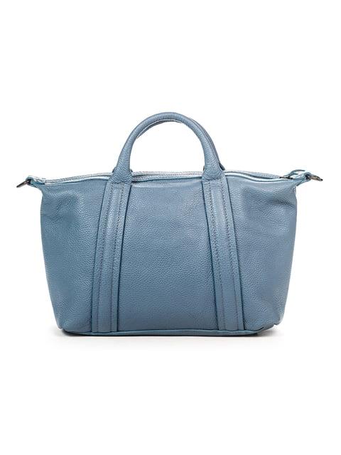 Сумка блакитна Amelie Pelletteria 4979525