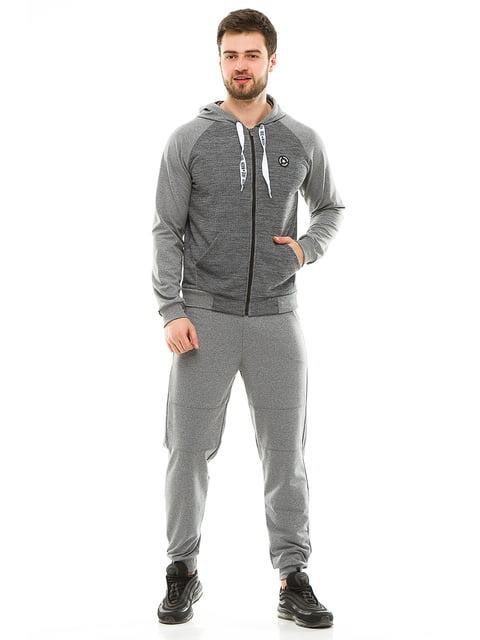 Костюм спортивный: толстовка и брюки Exclusive. 4986343