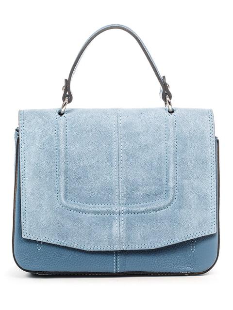Сумка блакитна Amelie Pelletteria 4979457