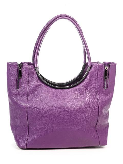 Сумка фіолетова Amelie Pelletteria 4979478