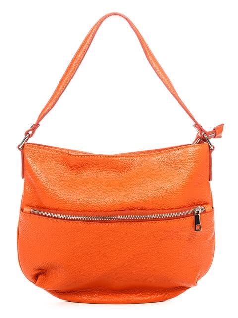 Сумка помаранчева Amelie Pelletteria 4979492