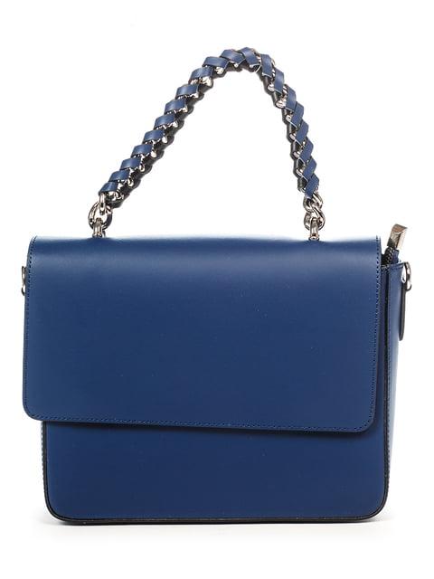 Сумка синя Amelie Pelletteria 4979590