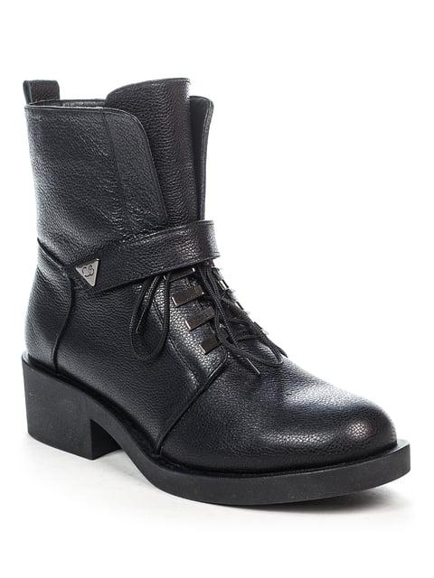 Черевики чорні NUBE 3675915