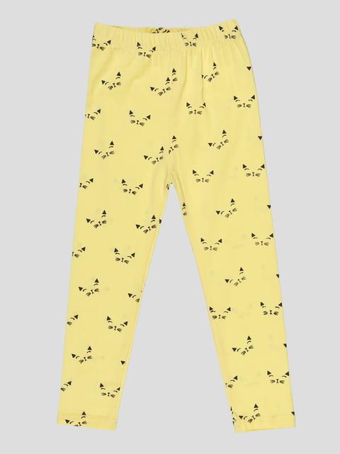 Легінси жовті Lizi Kids 4988364