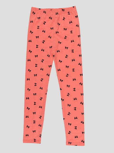 Легінси рожеві Lizi Kids 4988361