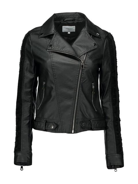 Куртка чорна Piazza Italia 4958852