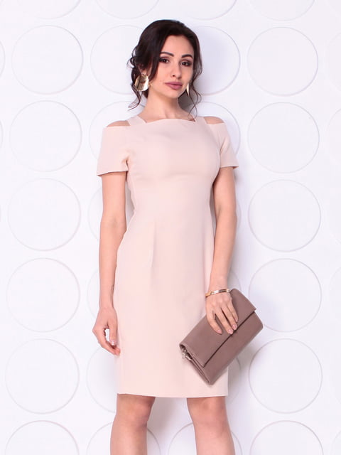Сукня бежева Laura Bettini 5010393