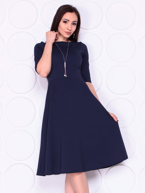 Платье темно-синего цвета Laura Bettini 5010408