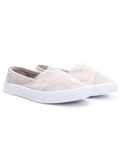 Эспадрильи бежевые Shoes&Moda 5013964