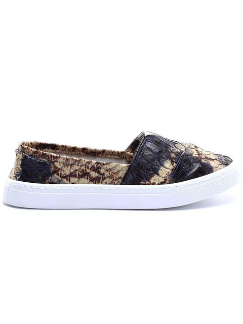 Еспадрильї анімалістичного забарвлення Shoes&Moda 5013974