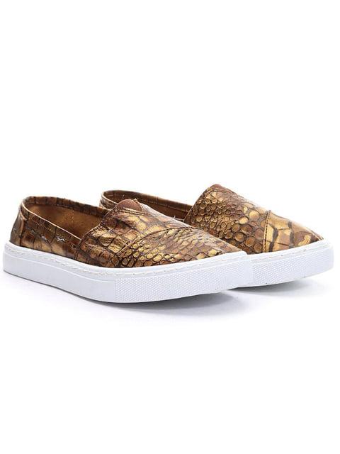Еспадрильї анімалістичного забарвлення Shoes&Moda 5013975