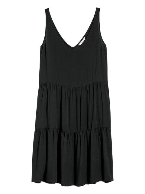 Платье черное H&M 4982141