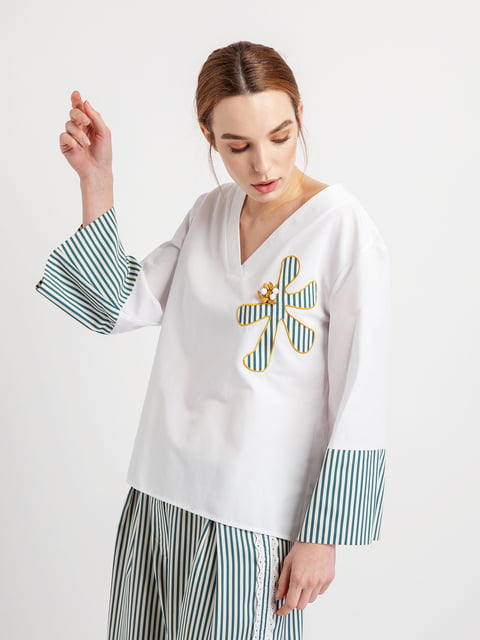 Блуза біла BGN 4890662