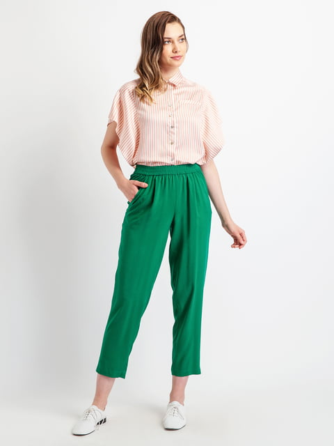 Штани зелені BGN 5015014