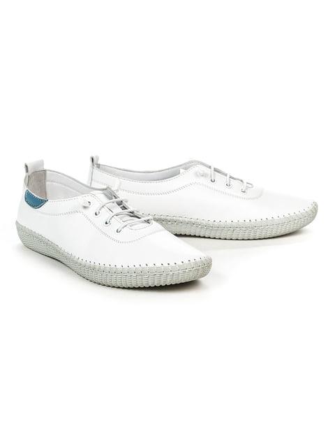 Кеды белые NUBE 5009998