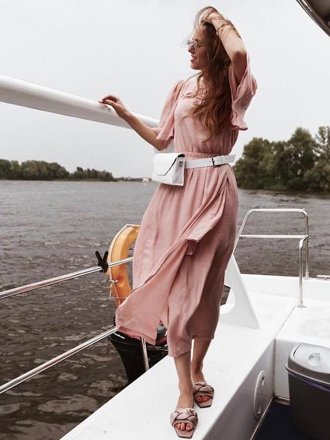 Платье розовое ANNA YAKOVENKO 5014513