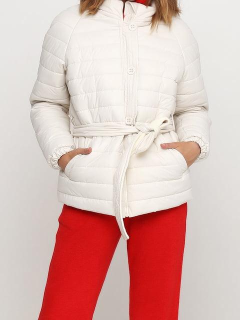 Куртка белая ANNA YAKOVENKO 5014629