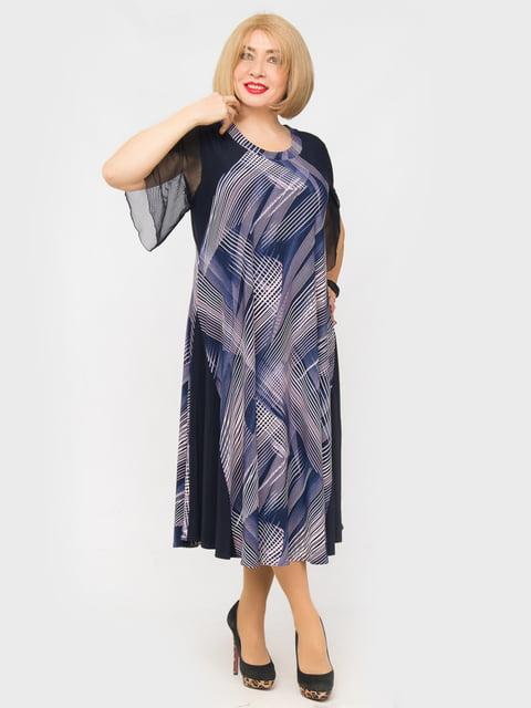 Платье в принт LibeAmore 5027215