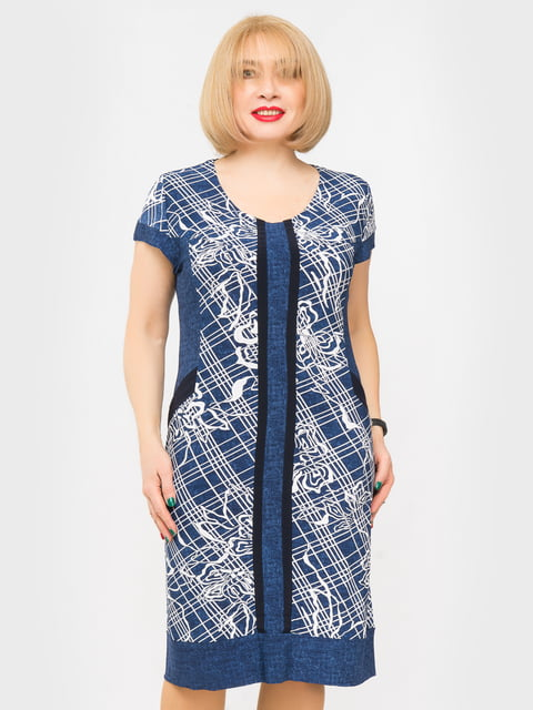 Сукня з принтом LibeAmore 5027238