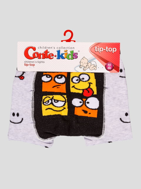 Колготки светло-серые Conte Kids 4975552