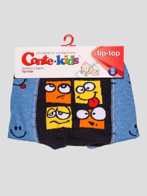 Колготки голубые Conte Kids 4975549