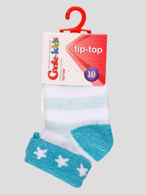 Носки бирюзовые Conte Kids 4975533