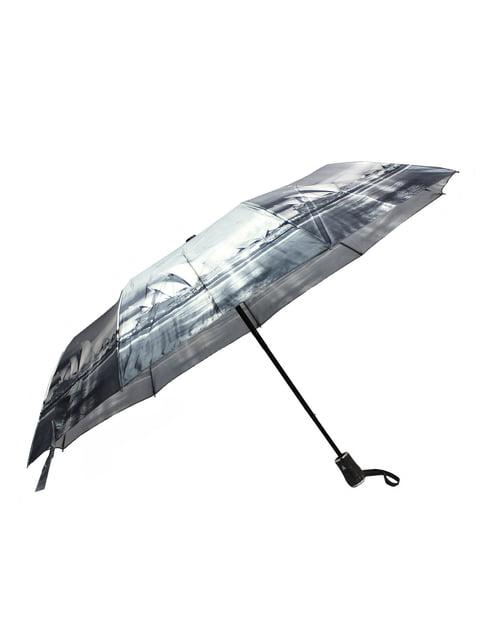 Парасолька-напівавтомат Calm Rain 5013320