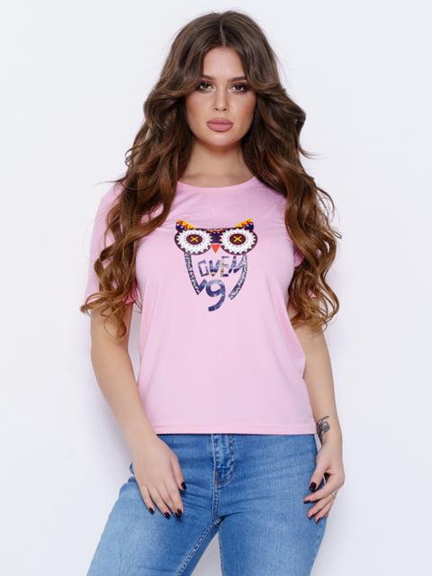 Футболка розовая Magnet 5029579