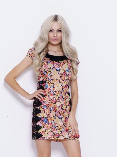 Сукня в квітковий принт Magnet 5029670