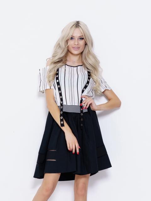 Платье двухцветное Magnet 5029777