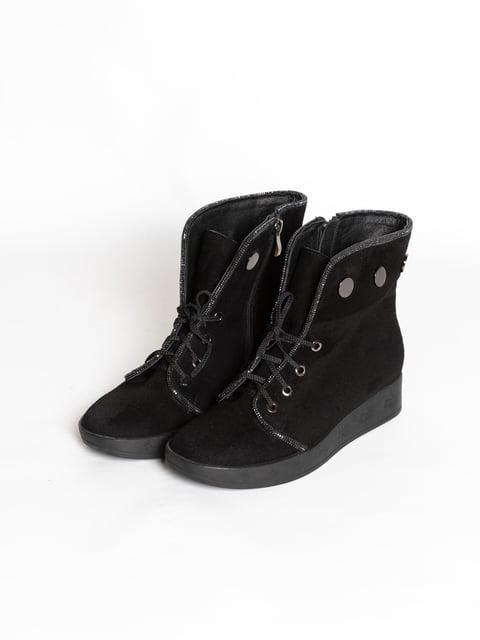 Ботинки черные АМ 5032156