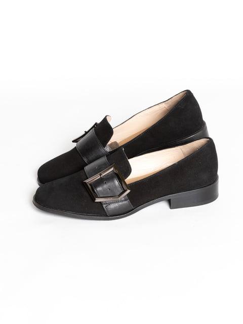 Туфли черные АМ 5032159