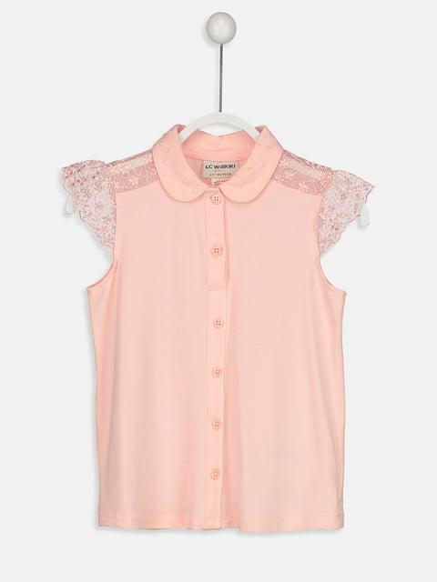 Блуза рожева LC Waikiki 5033950