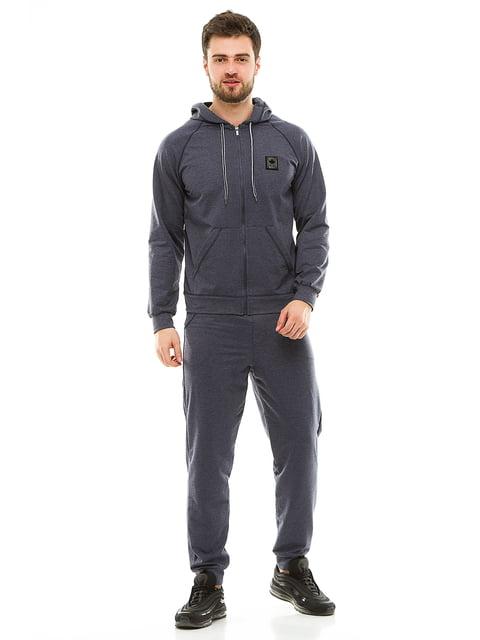 Костюм спортивный: толстовка и брюки Exclusive. 4986346
