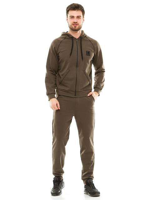 Костюм спортивний: толстовка і штани Exclusive. 4986349