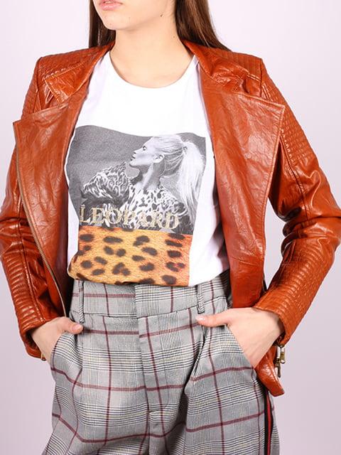 Куртка коричневая Jakko 5034388