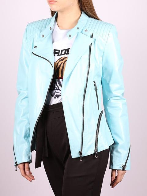 Куртка голубая Jakko 5034412